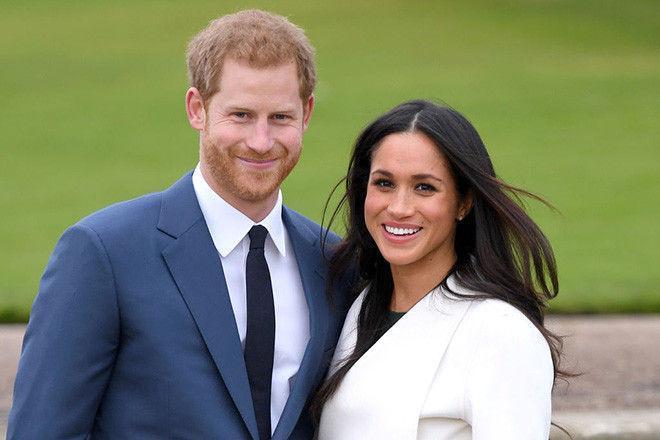Свадьба Гарри и Маркл: платье за 100 тысяч долларов и гости на лошадях