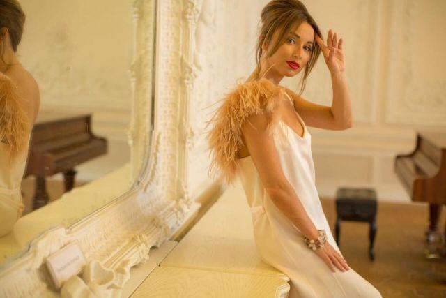 Как носить белый цвет: блог экс-холостячки Марины Аристовой
