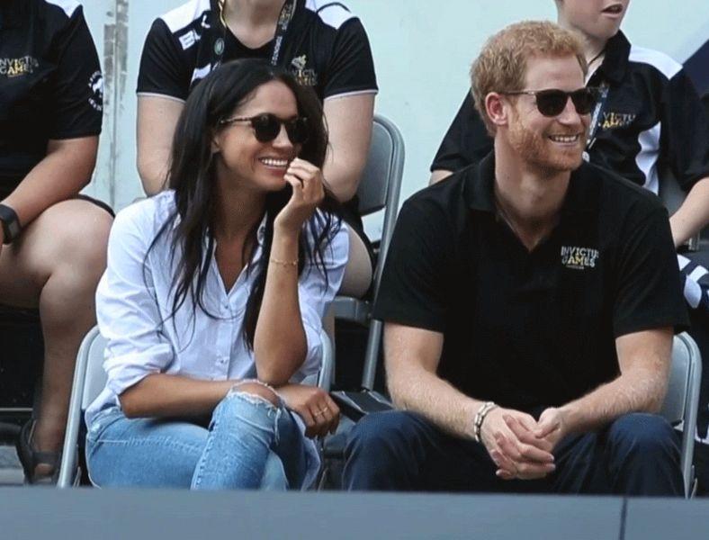 Это любовь: Меган Маркл рассказала, как принц Гарри справляется с ролью мужа