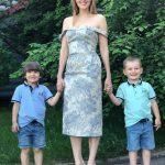 Кожевникова вернула идеальные формы, которые у нее были до родов