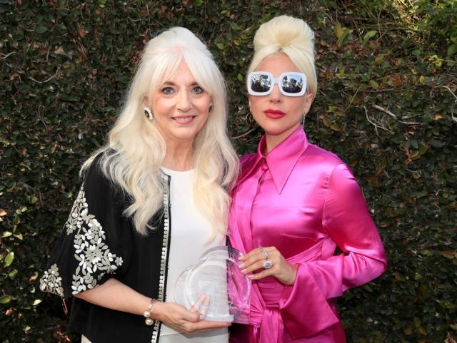 Леди Гага показала красавицу-маму