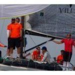 Яхта VillaKrim лидирует в парусной регате GiragliaRolexCup 2018