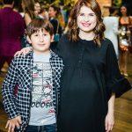 Анна Цуканова-Котт просит подписчиков придумать имя для ее дочки