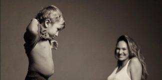 Модель Кэндис Свейнпол стала мамой во второй раз