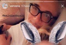 В домашней обстановке: Вера Брежнева поделилась новым снимком с мужем (ФОТО)
