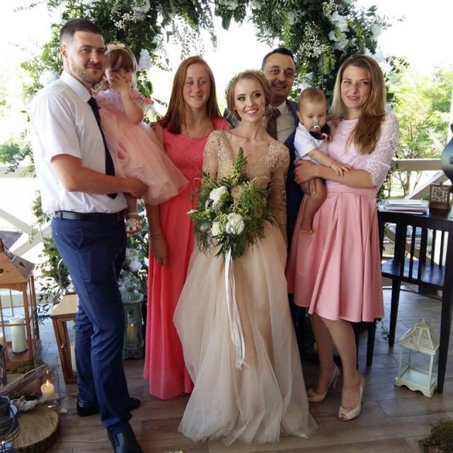 Украинская актриса Анна Сагайдачная вышла замуж