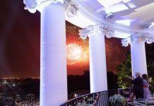 Мелания и Дональд Трамп провели пикник для семей военных в Белом доме в честь Дня Независимости США