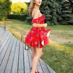 Лиза Арзамасова в мини и другие звезды на летнем фестивале