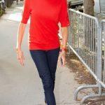 Бриджит Макрон появилась на Неделе высокой моды в Париже впервые за 3 года