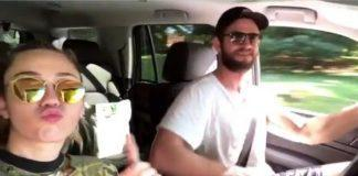 Свадьбе быть: Лиам Хемсворт поделился «хоум-видео» с Сайрус