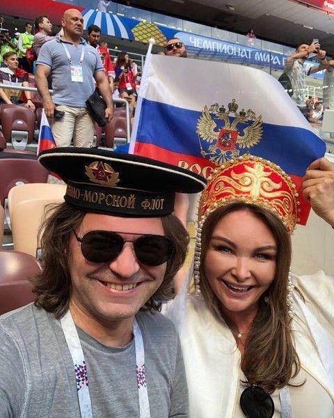 Папина копия: Дмитрий Маликов впервые показал личико сына