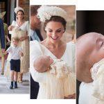 Кейт Миддлтон и принц Уильям крестили принца Луи (ФОТО+ВИДЕО)