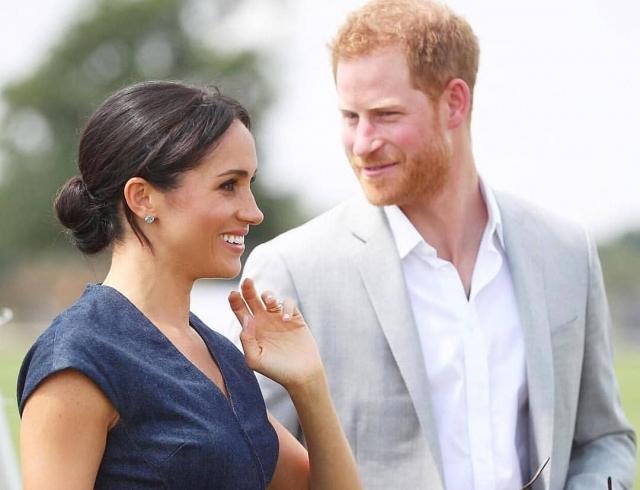 Как выглядит совместная монограмма принца Гарри и Меган Маркл