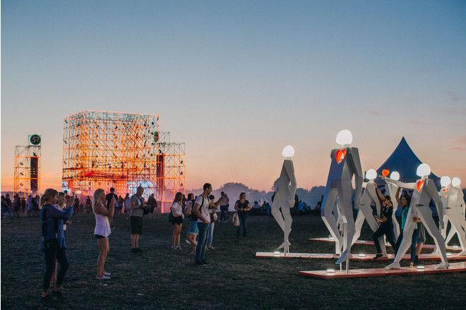 Огненный фотоотчет с фестиваля Alfa Future People 2018