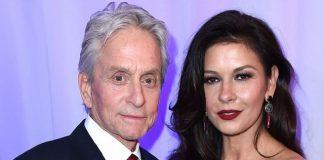 Взгляд влюбленной женщины: Кэтрин Зета-Джонс показала фото, сделанное в вечер знакомства с Майклом Дугласом