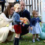 Мэри Поппинс, ты ли это? Няня принцев Джорджа и Луи, а также принцессы Шарлотты (ФОТО)
