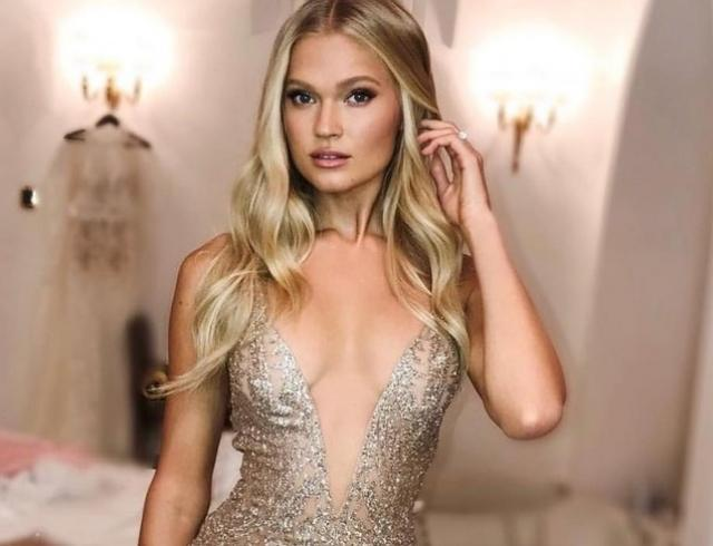 Модель Victoria`s Secret Вита Сидоркина беременна от мужа-миллионера (ФОТО)