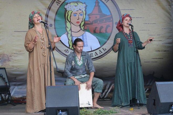 «Зарайская слобода – 2018» – как прошел фестиваль