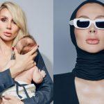LOBODA показала новорожденную дочь и объяснила, почему назвала ее Тильдой (ФОТО)