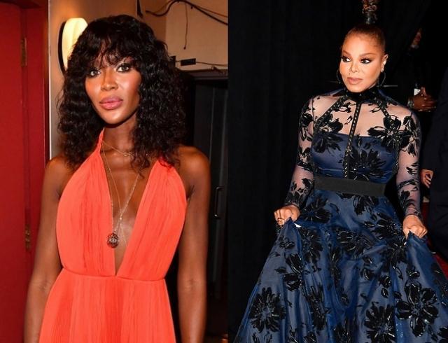 Наоми Кэмпбелл, Джанет Джексон и Сиара на премии Black Girls Rock 2018 (ГОЛОСОВАНИЕ)