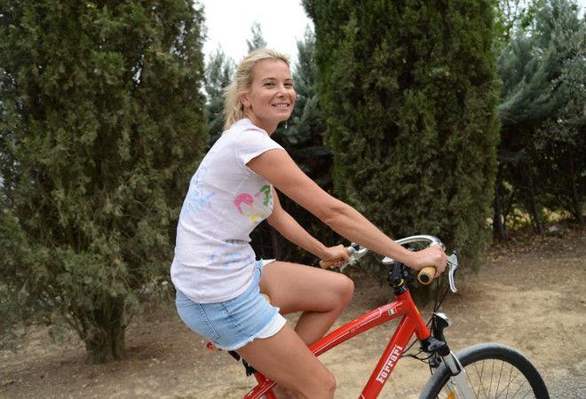 Юлия Высоцкая приглашает отметить ее день рождения пробежкой в парке