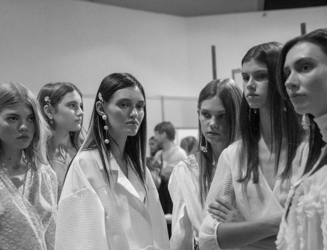 Ukrainian Fashion Week весна-лето 2019: backstage показов