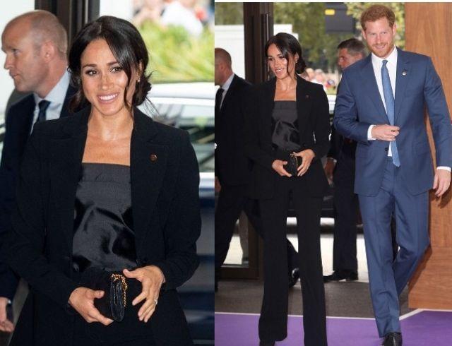 Меган Маркл и принц Гарри посетили благотворительное мероприятие Well Child Awards (ФОТО)