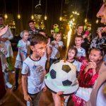 Юрий Жирков собрал собственную футбольную команду