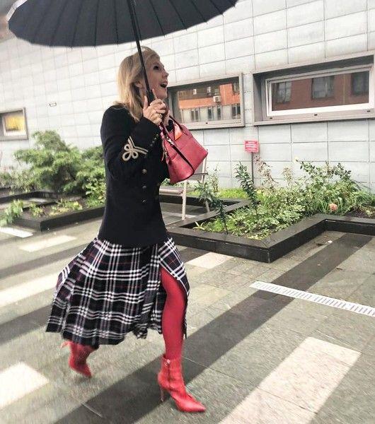 Валерия нарушила главное модное правило