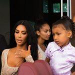 """""""Королева контуринга"""": дочь Ким Кардашьян показала свою технику макияжа"""