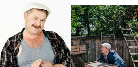 Актор Назар Задніпровський: чому носить вуса тільки на екрані та які акторські амбіції має (ЕКСКЛЮЗИВ)