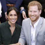 Меган Маркл и принц Гарри прибыли в Австралию с официальным визитом (ФОТО)