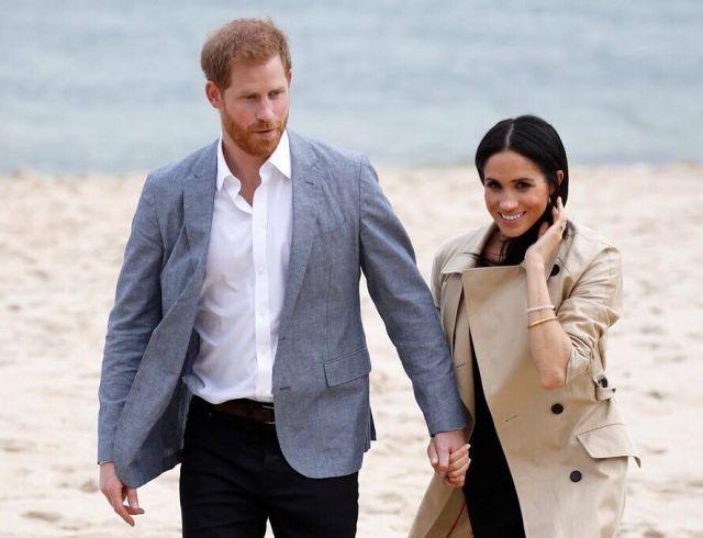 Меган и Гарри уже думают над именем будущего ребенка