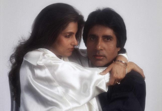 Как сложилась жизнь секс-символа индийского кино Амитабха Баччана