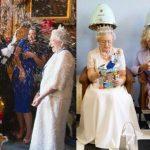 Такими их не видели: принцы Гарри, Уильям и королева Елизавета II в фотопроекте Элисон Джексон (ФОТО)