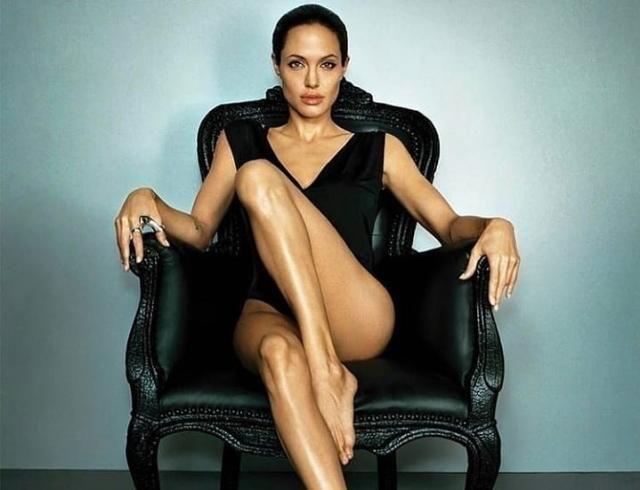 Анджелина Джоли дала интервью: о женственности, воспитании детей и феминизме
