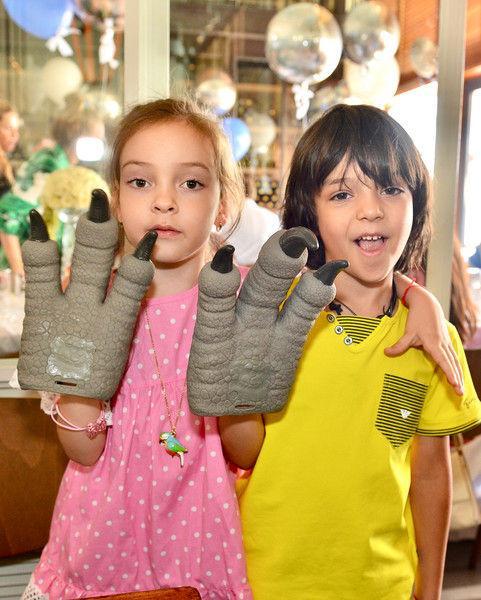Карате и гольф: необычные хобби звездных детей
