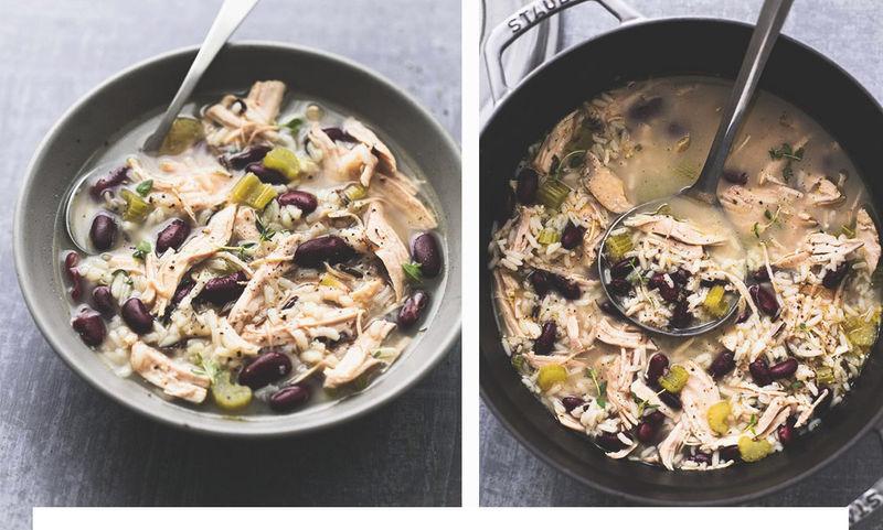 5 быстрых супов для холодной погоды