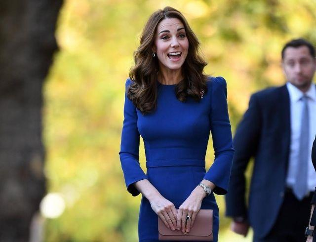 Постройневшая Кейт Миддлтон посетила военный музей: новый выход герцогини Кембриджской