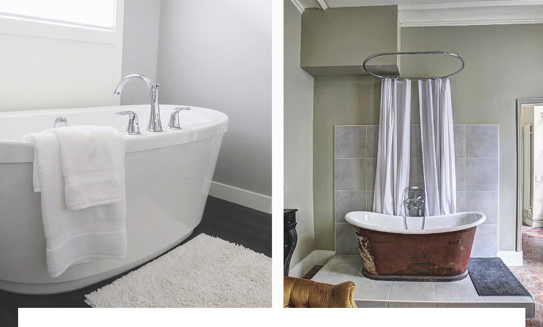 5 идей для декора твоей ванной комнаты
