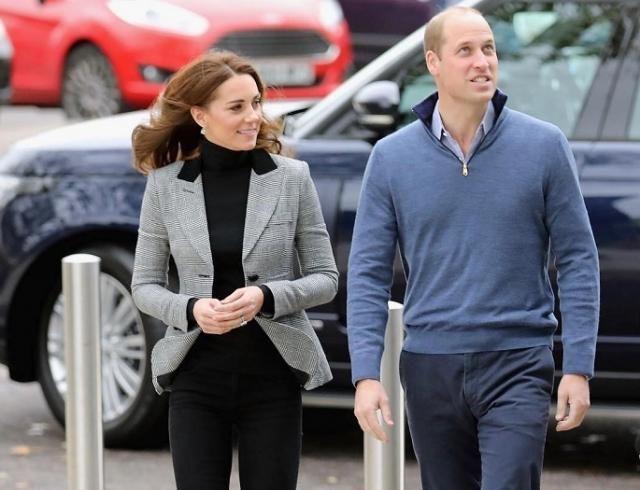 Принц Уильям рассказал, как рождение детей повлияло на его работу