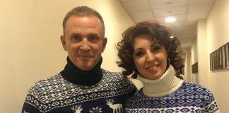 Новогодний образ: Сенчукова и Рыбин показали идеальный family look