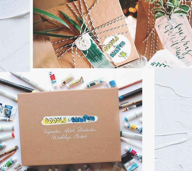 5 подарков для творческих людей
