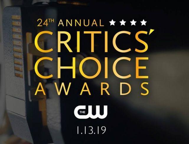 Critics' Choice Awards-2019: полный список номинантов премии