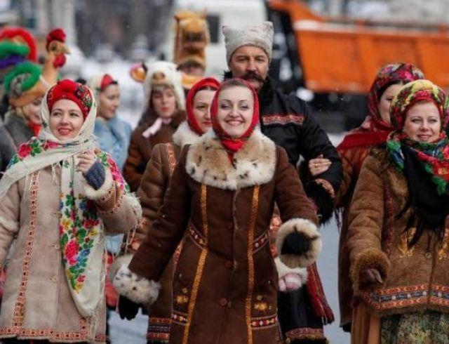 Щедровки и посевалки на Щедрый вечер и Старый Новый год 2019
