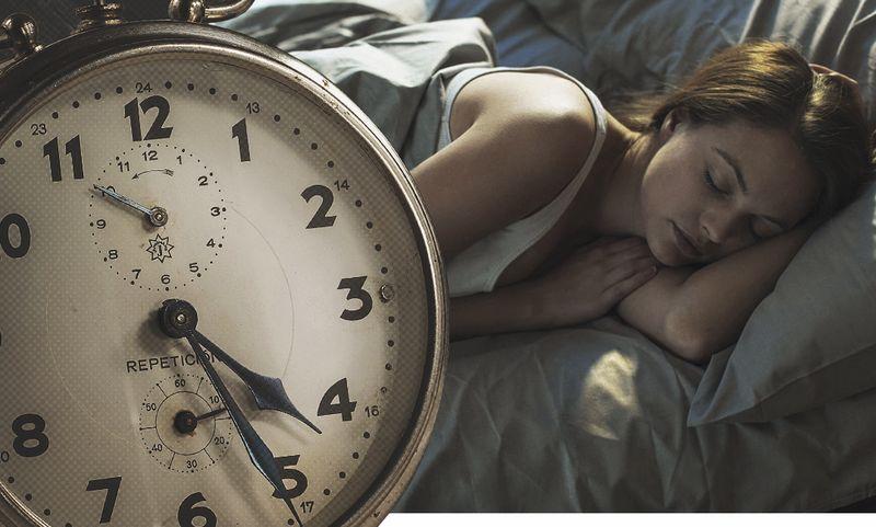 Как правильно компенсировать нехватку сна