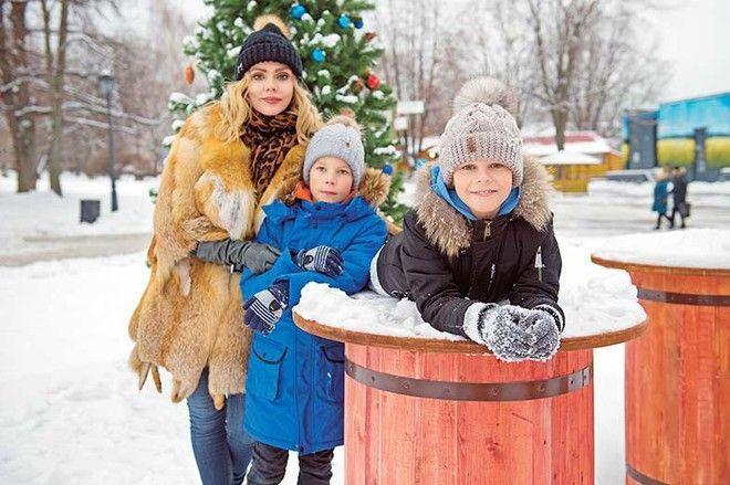 Ксения Новикова: «Сыновья просят меня влюбиться»