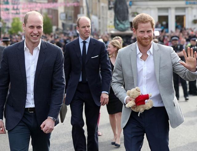 Принцы Гарри и Уильям в ссоре или нет: эксперт оценил отношения герцогов