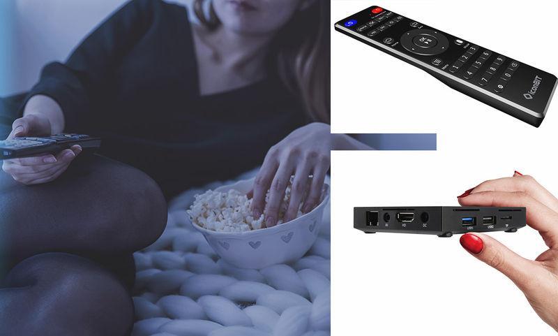 Смарт-приставка, которая расширит возможности твоего ТВ