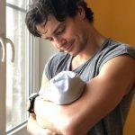 Муж Боярской показал первое фото новорожденного сына